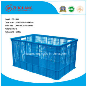 Large Plastic Basket for Warehouse pictures & photos