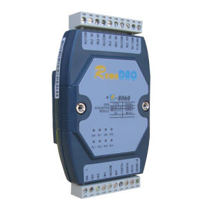 R-8060/8060+ 4-Channel Isolated Digital Input/ 4-Channel Relay Output Module pictures & photos