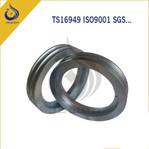 Stainless Steel V-Belt Pulley Sand Casting V Groove Wheel pictures & photos