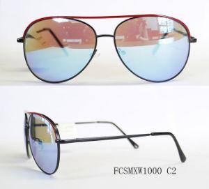 Newly Coated Premium Pilot Metal Sunglasses pictures & photos