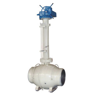 Welded Ball Valve for Natural Gas pictures & photos