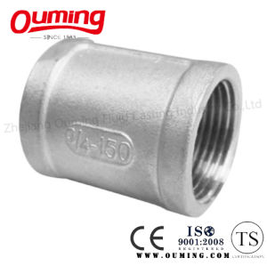 Stainless Steel/Carbon Steel Coupling with Inside Threaded pictures & photos