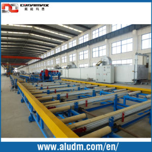Magnesium Profile Extrusion Machine in Dynamax Aluminum Extrusion Machine pictures & photos