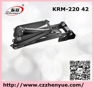 Krm-220 42′ Series Hydraulic Cylinder Used in The Lifting System of All Kinds of Dump Truck