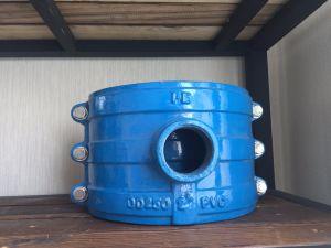 Pipe Casting Ductile Iron Repair Clamp pictures & photos