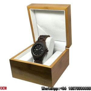 Top-Quality Wood Watches, Quartz Watch, Date Watch Hl06 pictures & photos