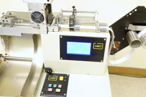 Stacker High Speed Ultrasonic Label Cutter Machine (ALC-108HS) pictures & photos