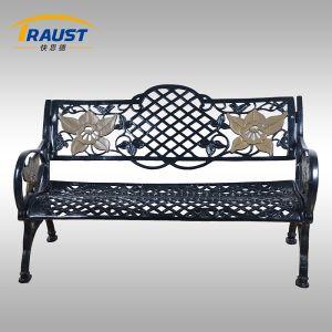 Twsb-1405 Length 1260mm Decorative Metal Garden Bench pictures & photos
