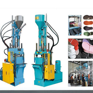 Hl-400g Shoe Sole Injection Moulding Machine