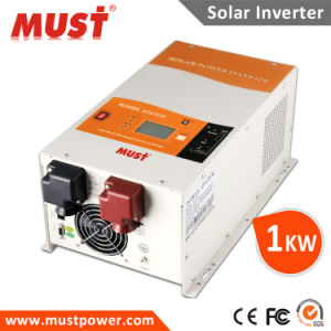 40AMP 60AMP 1kw~6kw Battery Power PV Inverter pictures & photos