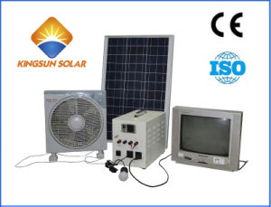 Complete Price off-Grid Solar Power System/Solar Household Power System pictures & photos