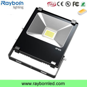 High Brightness Low Consumption 20W LED Floodlight for Parking Lot pictures & photos
