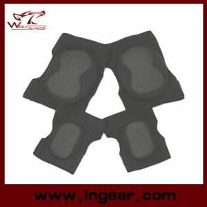 Airsoft Paintball Neoprene Knee & Elbow Pads pictures & photos