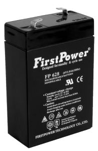 Rechargeable Electronic Instruments Battery (FP628A) pictures & photos