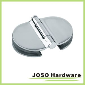 180 Degree Glass to Glass Brass Shower Door Bifold Hinge pictures & photos