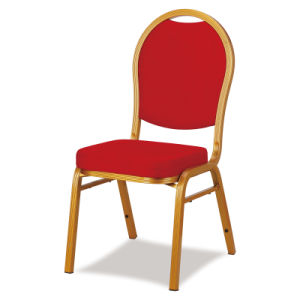 Hotel Furniture Metal Banquet Chair pictures & photos