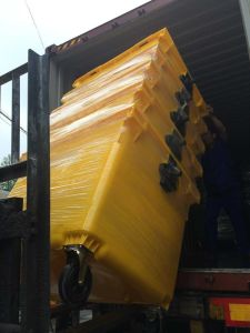 1100 Liter Large Plastic Wase Container pictures & photos