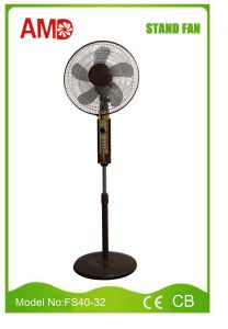 "Hot Sales Competitive Price 16"" Stand Fan (FS40-32) pictures & photos"