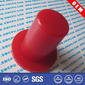 Customized High Quality Red Small Molded Plastic Plug pictures & photos