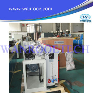 Raw Material Testing Plastic Extruder Machine pictures & photos