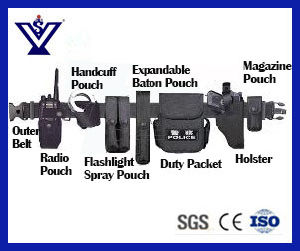 Nylon Duty Belt/ Police Accessories/ Multi-Function Belt (SYRJ-39) pictures & photos