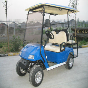 4 Seaters Electric Golf Car RSE-2048F pictures & photos