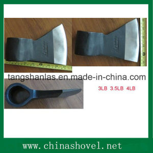 Axe Hardware Cutting Tool Carbon Steel Axe Head A626 pictures & photos
