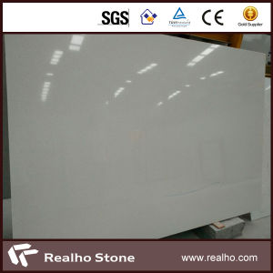 Engineered Artificial Beige Quartz Stone for Countertops