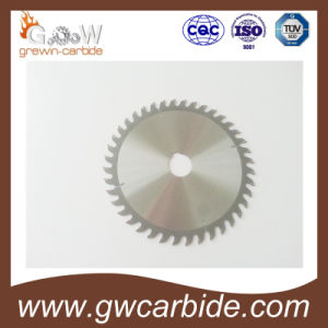 High Quality Tungsten Carbide Saw Blade pictures & photos