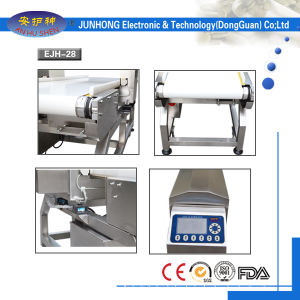 Auto-Conveying Food Industrial Metal Detector with LCD Screen pictures & photos
