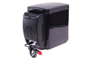 Thermoelectri Mini Fridge 6liter DC12V with Cooling and Warming for Car, Outdoor Activity Use pictures & photos