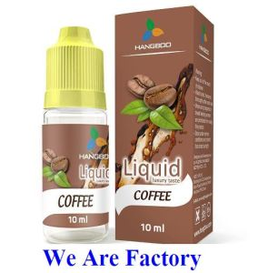 Zero Nicotine Coffee Flavor E Juice, Eliquid E-Liquid for E-Cig pictures & photos