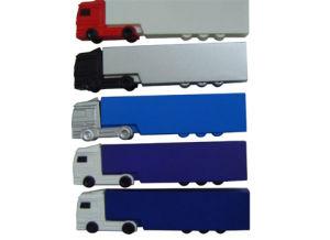 Custom USB Memory Stick, Custom 2D-2D Custom USB Truck, USB Flash Drive, Custom Truck Shape 2D USB pictures & photos