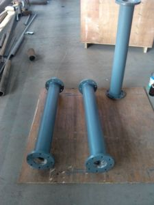 Newly Advanced Technology High Wearproof Ceramic Lined Pipe pictures & photos