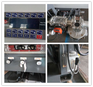 New Product-Spindle 9 Vertical Straight Line Edging Glass Machine pictures & photos