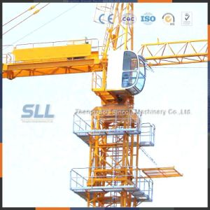 Flat-Top Tower Crane/6t Tower Crane/Used Tower Crane Price pictures & photos