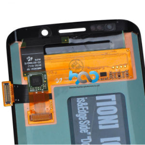 Cell Phone Accessories Digitizer Panels Display LCD for Samsung Galaxy S6 Edge pictures & photos