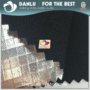 Hot Blackout Heat Refeclive Silver Coated Fabric for Outdoor pictures & photos