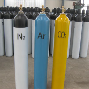 Newly Design Oxygen/CO2 /Ar/Nitrogen 40L Gas Cylinder pictures & photos