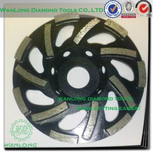 """4"""" Diamond Cup Grinding Wheel for Concrete Grinding, Concrete Grinding Wheel pictures & photos"""