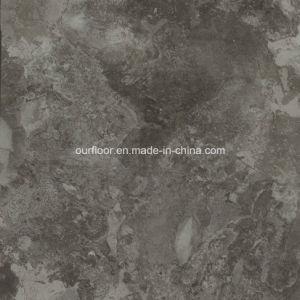 Marble-Grain Waterproof Vinyl Floor Tiles (OF-559-7) pictures & photos