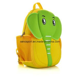 New Cartoon Elephant Design Children Neoprene Backpack Bag (SNPB08)
