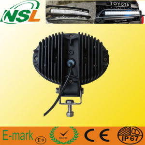 """7"""" 36W LED Work Light, 36W CREE Auto LED Working Light, Ellipse LED off-Road Light pictures & photos"""