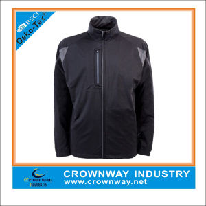 2015 Sports Design Outdoor Men Windbreaker Golf Jacket pictures & photos