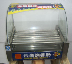 Stainless Steel Hot Dog Roller pictures & photos