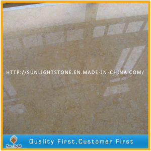 Cheap Egypt Yellow Sunny Beige Marble for Countertops and Tiles pictures & photos