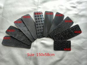 Crepe Design Rubber Soling Sheet Wholesale Rubber Sole pictures & photos
