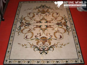 Marble Mosaic Medallion and Stone Medalion for Flooring Tile pictures & photos