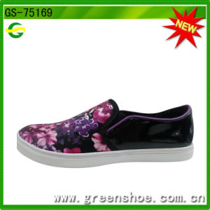 New Arrival Hot Selling Lady Loafers From China Factory (GS-75169) pictures & photos