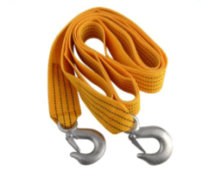 Strong Polyster Car/Vehicle Towing Rope (HX-T1) pictures & photos